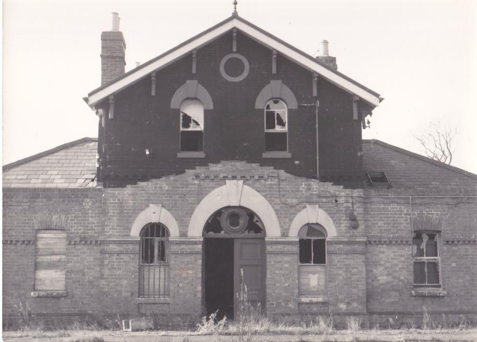 Towcester Station c.1966 (6)