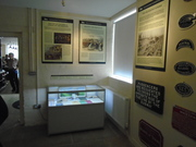 SMJ Railway exhibition in Towcester Museum 7th Sep 2016