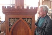 14th century organ by Winold van der Putten (NL)
