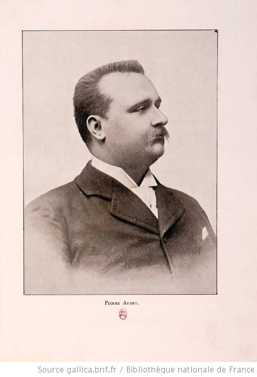 Pierre Aubry (1874-1910)