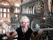 Acoustics and Geometry of the Hagia Sophia