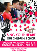 Sing Your Heart Out Children's Choir.