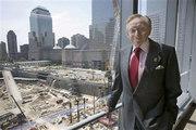 Larry Silverstein, World Trade Center leaseholder