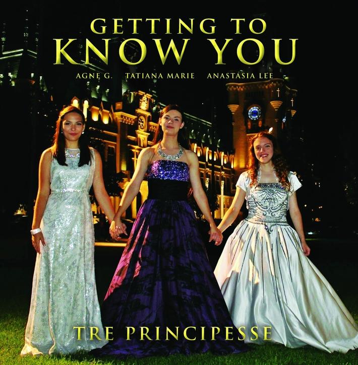 Tre Princi Romania Album : Debuts #2 on Classical Crossover & Classical Charts