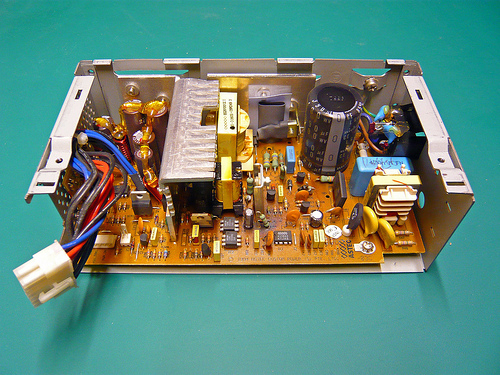 Inside the Performa 6320s Power Supply