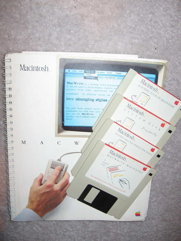 More Floppies and Documentation