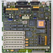 Macintosh SE/30 Logic Board - TOP