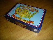 American Trivia Challenge Board Game