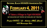 National Black HIV/AIDS Awareness Day 2011
