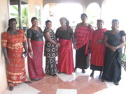 My Maternal Grandmother's Funeral - Ghana 2013