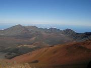 The Top of Haleakala
