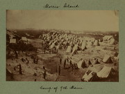 Camp of 9th Maine
