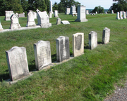 Leighton family plot