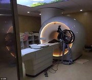 Wheelchairs and MRI (safety case)