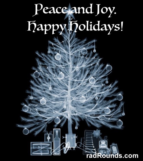 Happy Holidays from radRounds!