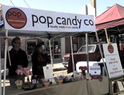 Pop Candy Co at Mar Vista Farmer's Market