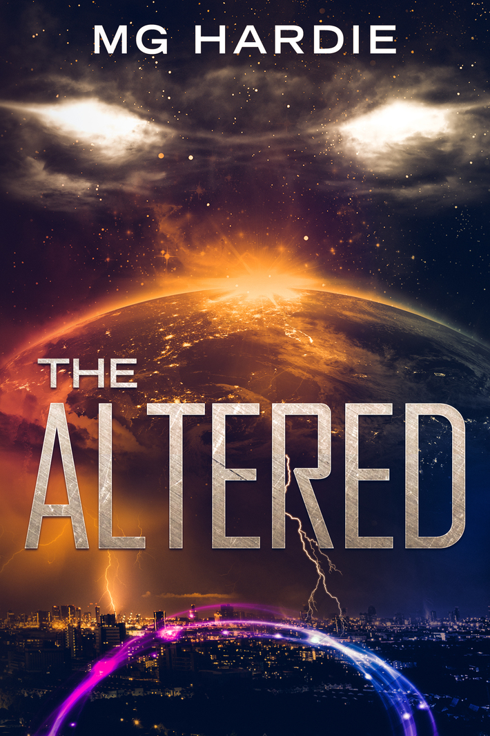 The Altered by MG Hardie