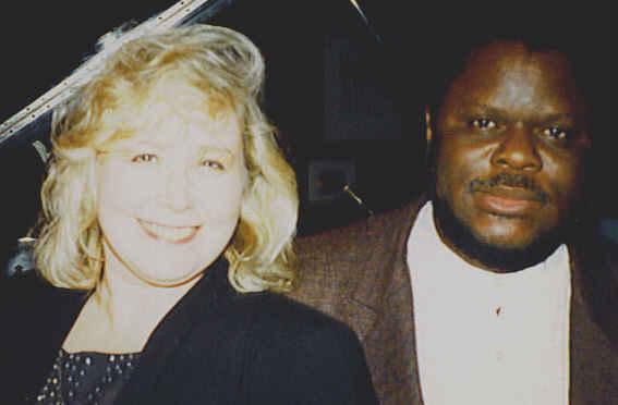Doug Carn and Michele Bensen