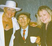 Barbara Rawden, Doc Cheatham, Michele Bensen