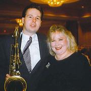 Harry Allen and Michele Bensen