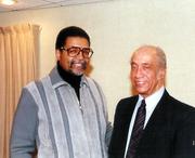 ME & MENTOR CARL NELSON ARTER