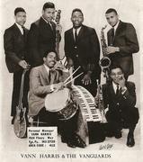 LARRY MCGEE WITH THE VANGARDS