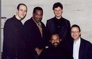 Budway with Hubert's band