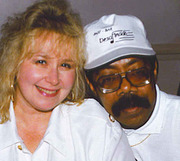Jimmy Ponder and Michele Bensen