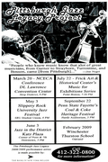 THE PITTSBURGH JAZZ LEGACY PROJECT
