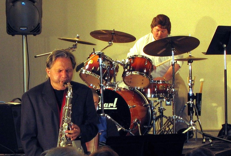 Jerry Bergonzi & Deb Weible-2006