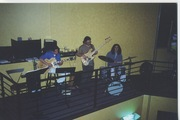 The Nathan Peck Trio performing @ Valhalla in Oct. 2000.