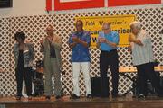 (L to R) Etta Cox, Harold Betters, Nelson Harrison, Gene Ludwig & Tony Mowad