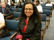 Cecilia Smith at ISU