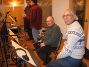 Wes Ward & Chuck Austin - Recording Session 2008