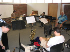 Maynard Rehearsal