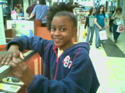 Ivonna Elianne' Moore (aka) little drummer girl  ,8 years old