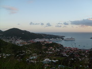View of Charlotte Amalie, St. Thomas-1