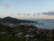 View of Charlotte Amalie, St. Thomas-1