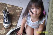 Ava ~ 1st granddaughter