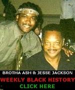 Brotha Ash and Jesse Jackson
