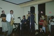 Tony Campbell Jam at CJ's