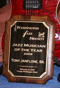 Tony's Award