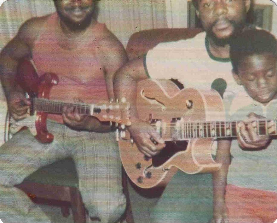 Joe, Emmett and Emmett 1975
