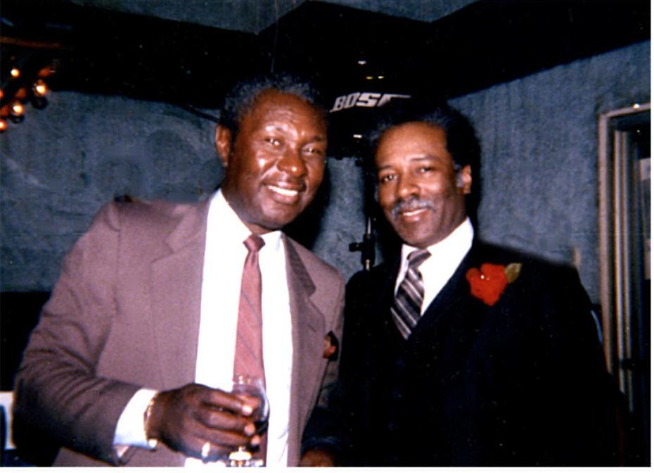 Freddie Cole and Len Bryant