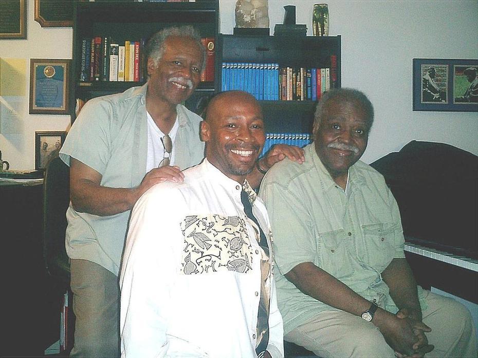 Len Bryant,  Kevin Eubanks,  Ray Bryant