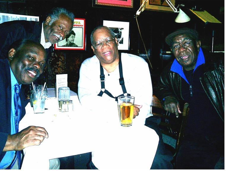Elmer Smith; Len Bryant; Bootsie Barnes; Mickey Roker