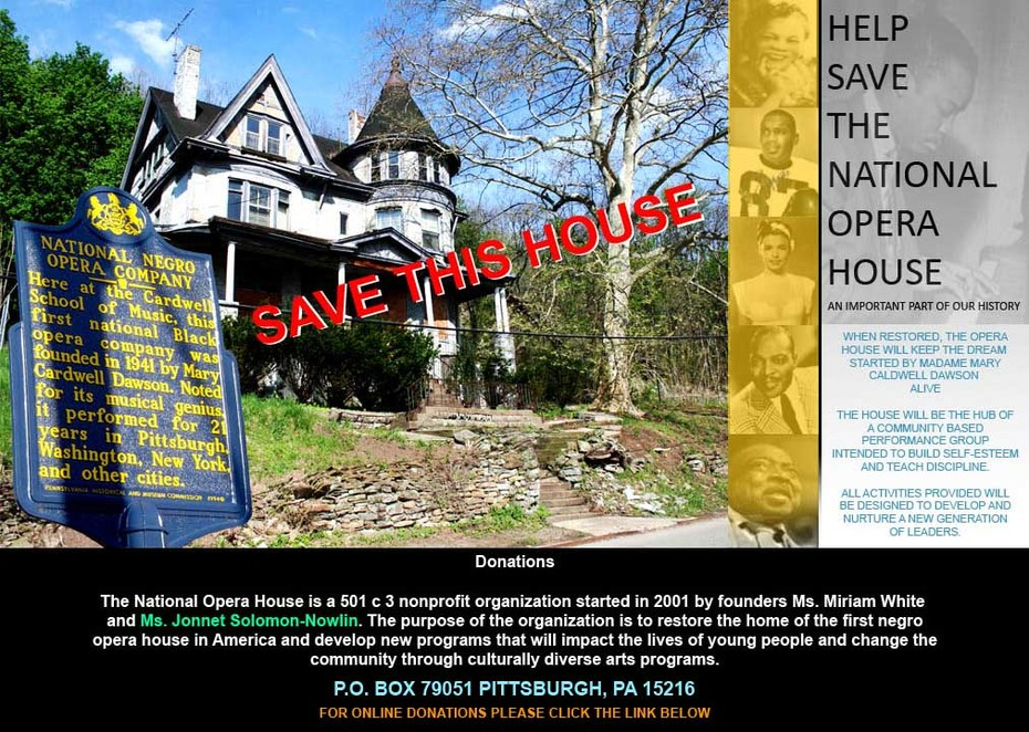 help save this house