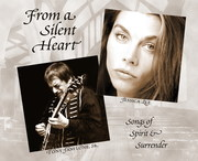 """From a Silent Heart"" CD Cover Photo"