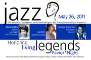 May 2011 Jazz Living Legends Pavior Night