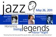 May 2011 Jazz Living Legends Pavior Night